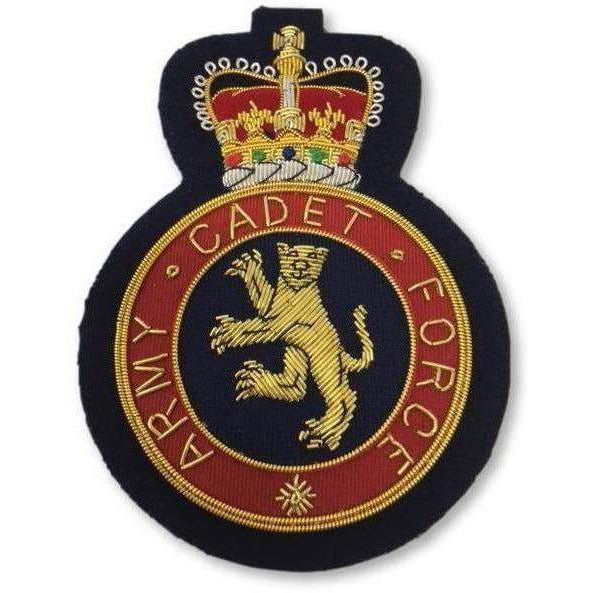 Army Cadet Force Blazer Badge | Ammo & Company | Off Parade