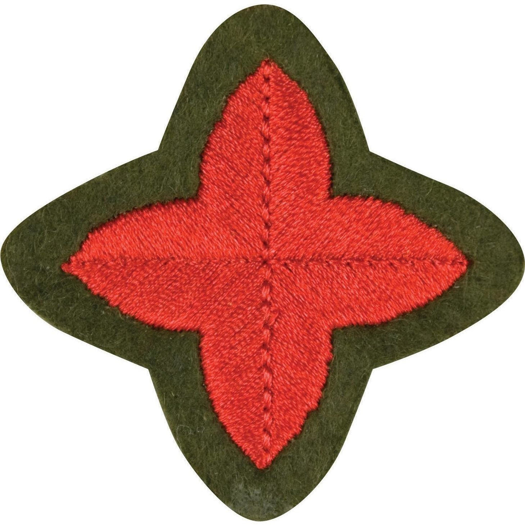 The CCF Training Awards (Per 10)-Clearance-Official Cadet Kit Shop-Red Star-Cadet Kit Shop