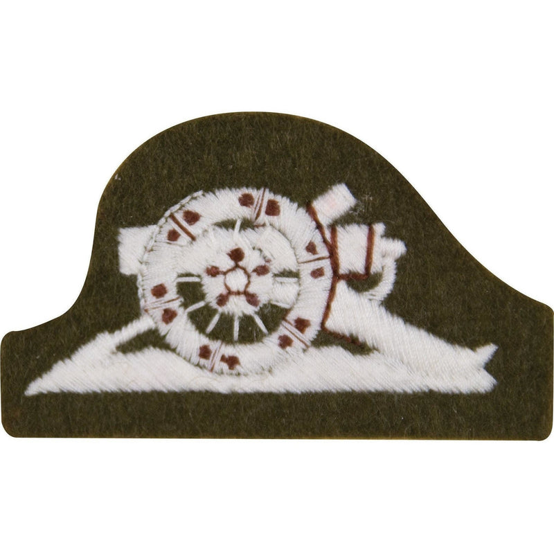 Left Facing Royal Artillery Trade Badge