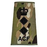 Adult Volunteer ACF Rank Slide in Multicam MTP