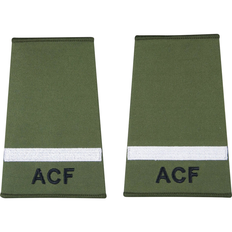 ACF Under Officer | Ammo & Company | Embroidered Badges