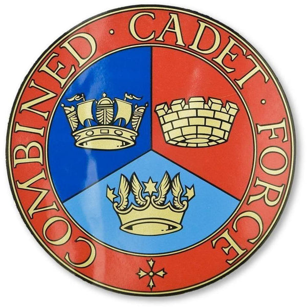 Combined Cadet Force Stickers