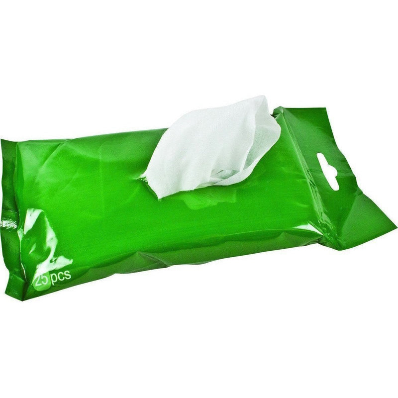 Cleansing Wipes (25 Wipe Pack)