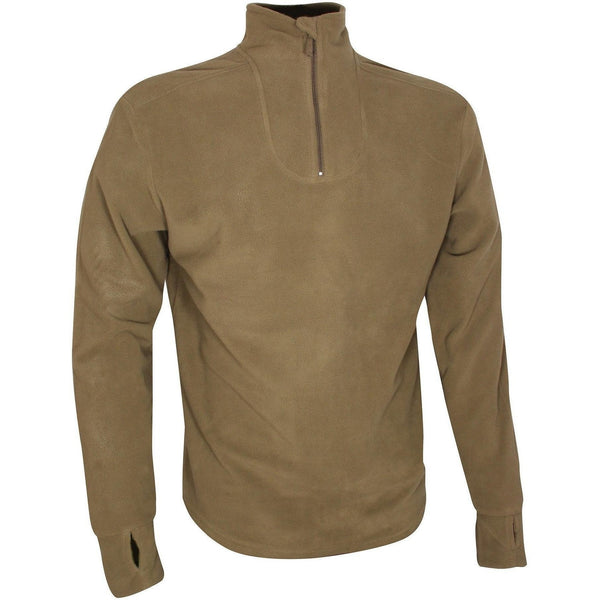 Genuine Issue PCS Olive Cold Weather Fleece Thermal Undershirt