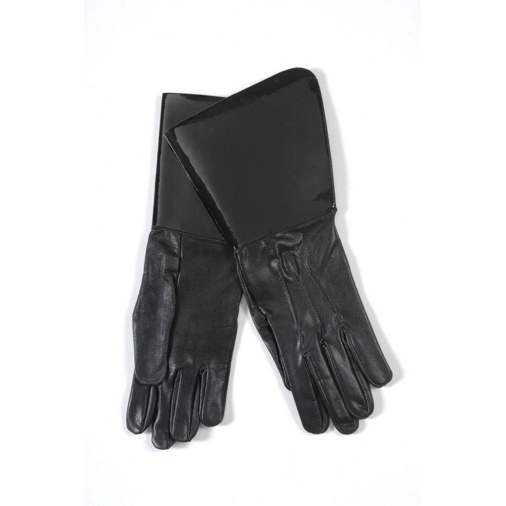Gauntlet Gloves Black | Ammo & Company | Uniform Clothing & Accessories