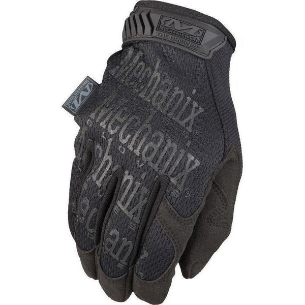 Mechanix Original Covert Black Gloves