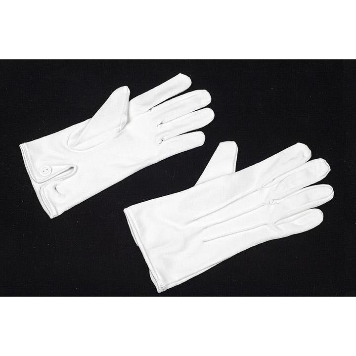 Other Ranks White Parade Gloves-Uniform Clothing & Accessories-Ammo & Company-Extra Extra Large-Cadet Kit Shop