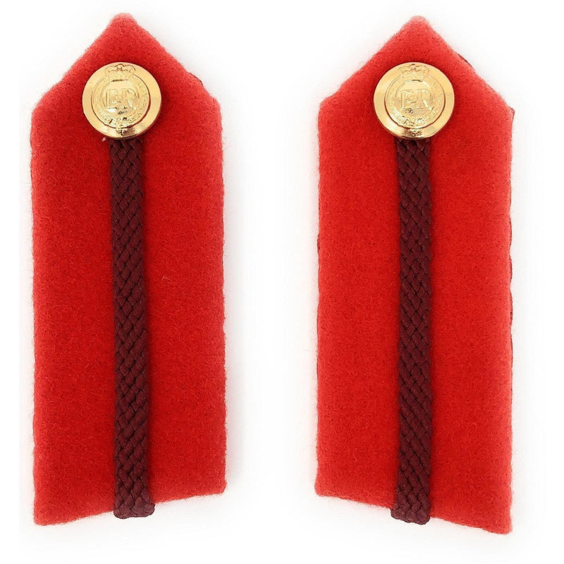 Brigadier & Colonel Gorgets for Nos 2 & 4 Dress | Ammo & Company | Uniform Clothing & Accessories
