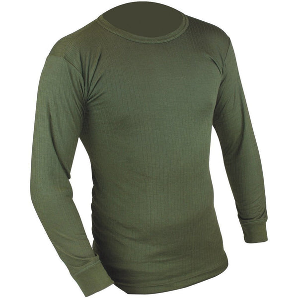 Highlander Base Layer Top - Olive