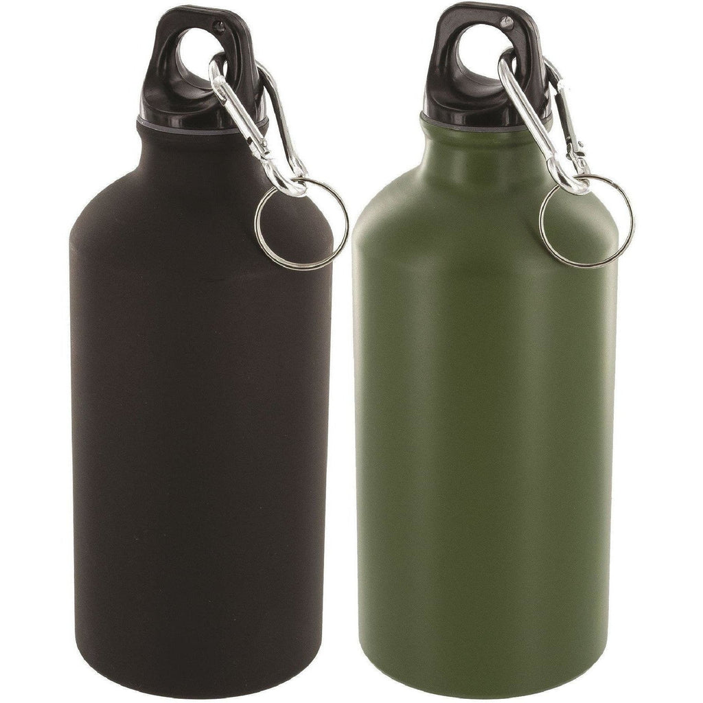 Aluminium Bottle 500ml | Highlander | Survival Kit