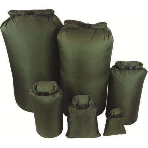 X-Lite Bergen Drysack Pouch Olive Green-Webbing & Carriage-Highlander-1l-Cadet Kit Shop