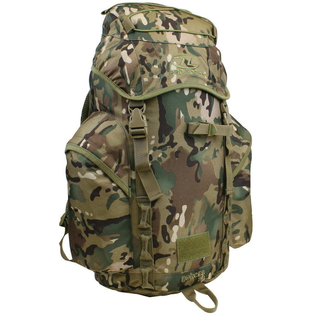 Pro-Force New Forces 33L Rucksack Bergan in HMTC-Webbing & Carriage-Higlander-Cadet Kit Shop