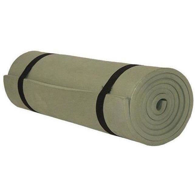 Forces Sleeping Foam Olive Mat | Highlander | Sleeping & Shelter