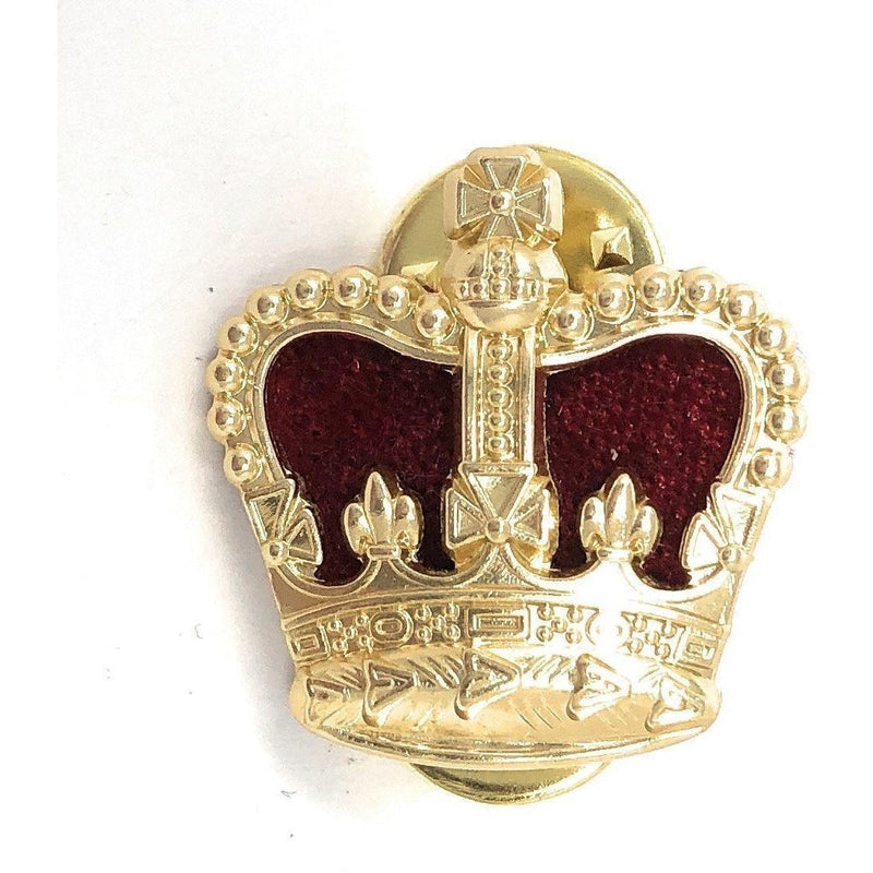 "5/8"" Crown with Velvet 