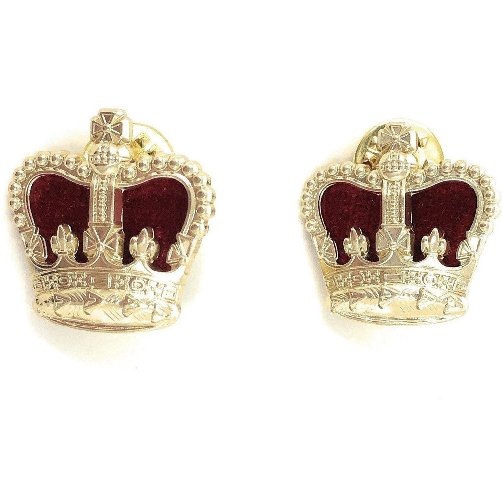 "3/4"" Crown with Velvet 