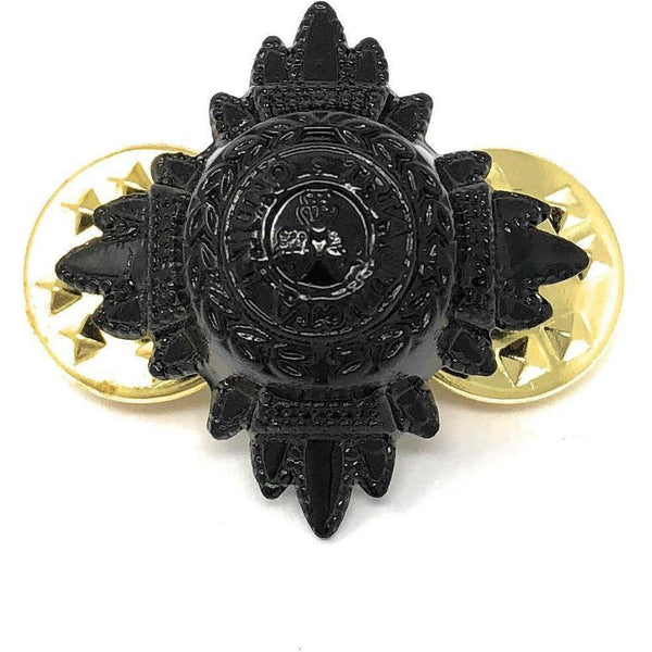 "5/8"" Black Pips 