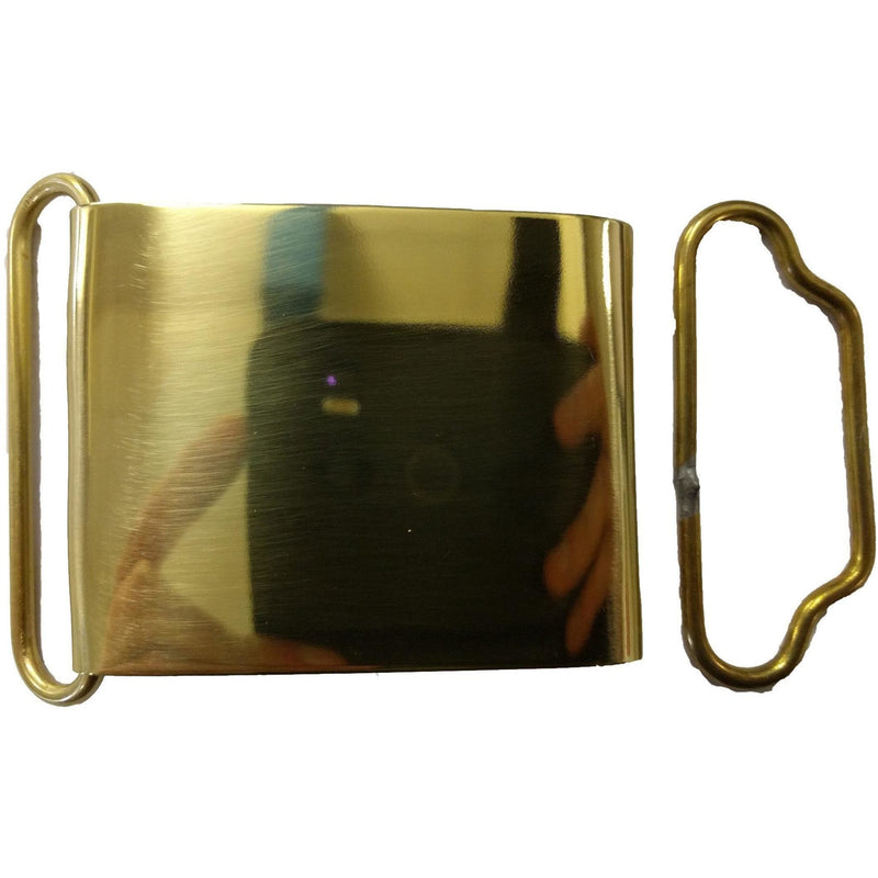 MoD Brass Plate and Catch