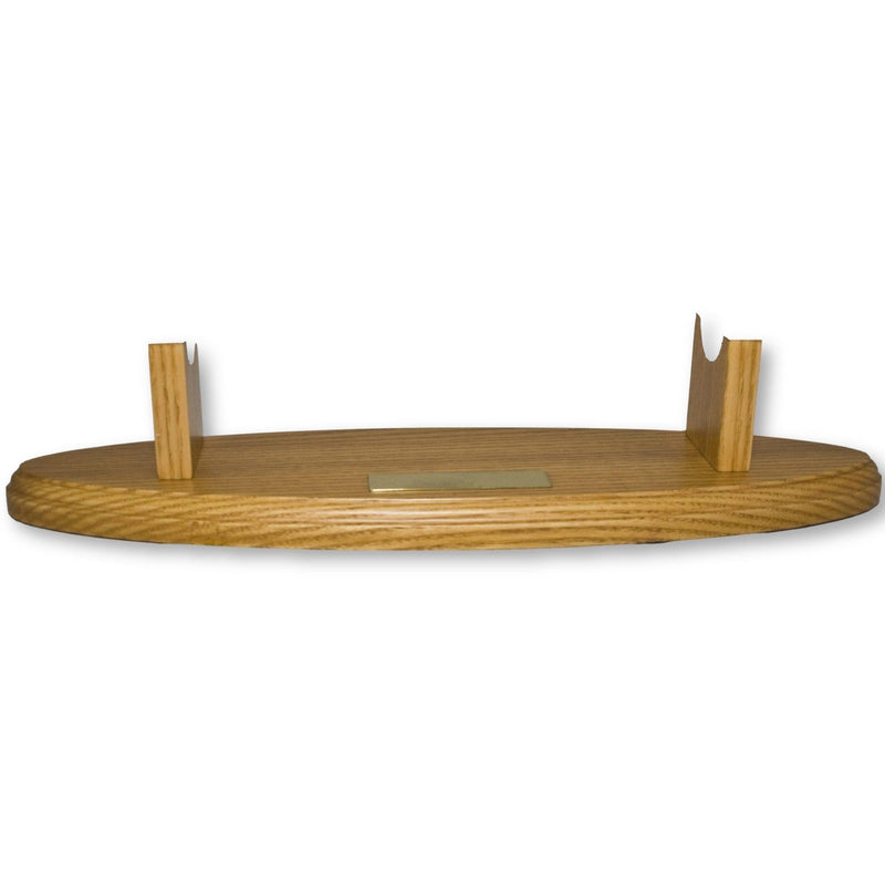 Cane and Pace Stick Display Wooden Stand
