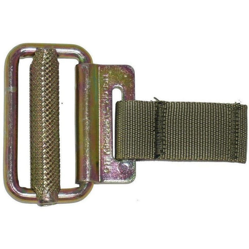 Raven Roll Bright Pin Belt - Olive