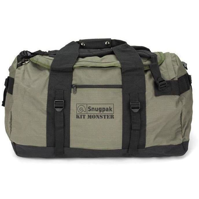 Kit Monster 65 litre Olive
