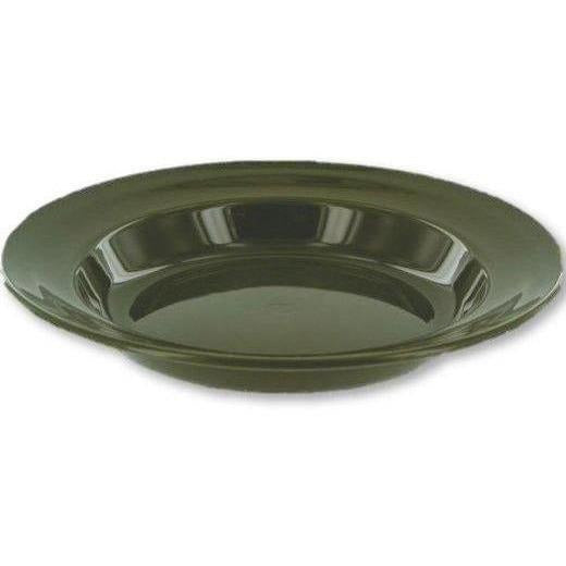 "8.5"" Olive Green Camping Cadet Bowl 