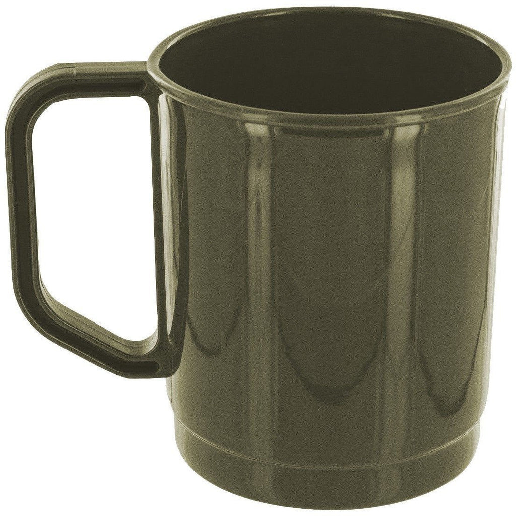 Plastic Mug Green-Survival Kit-Cadet Kit Shop-Cadet Kit Shop