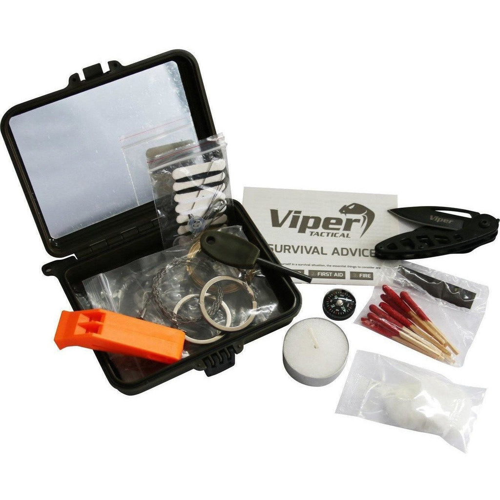 Viper Survival Kit-Survival Kit-Viper-Cadet Kit Shop