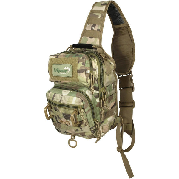 Viper 10 Litre Shoulder Pack - 600D Cordura