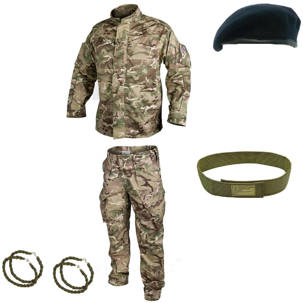 Army Cadet Force ACF Starter Basic Welcome Pack
