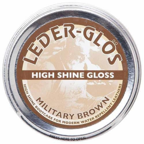 Altberg Brown Gloss Polish | Altberg | Combat Boots