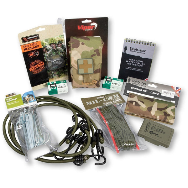 Cadet Bergen Accessories Kit