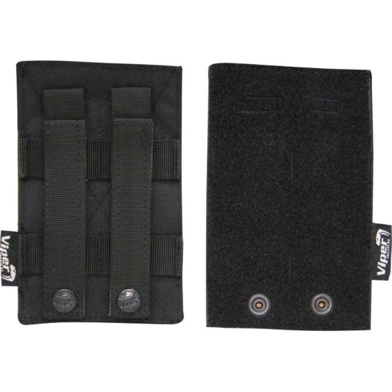 Viper Adjuster Panels Black
