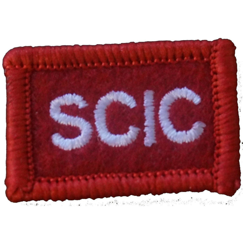 Cadet Instructors Cadre Course Badge (Per 10)