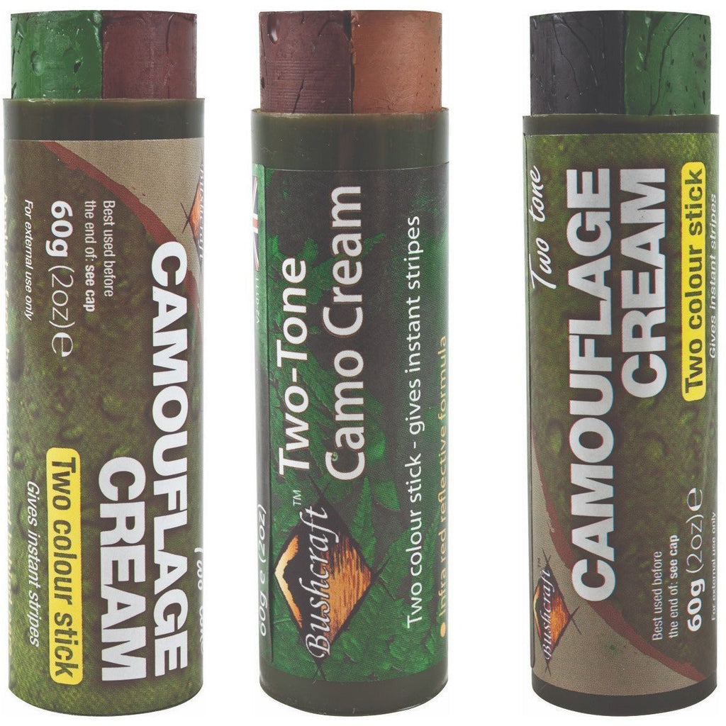 Camo Cream 60g | BCB | Survival Kit