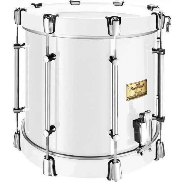 "Viscount Model Pearl Military Side Drum (Single Snare) 14"" x 12"" White (W"