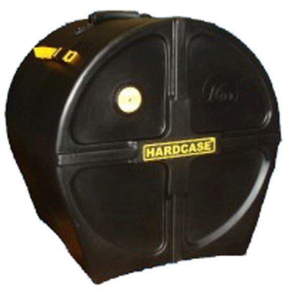 Hardcase (Code HNMT16) 16inch Black Drum Case  - Suitable for All Makes of 16 inch x 12 inch Tenor Drum.