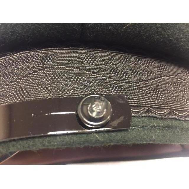 Side Hat Button - The Rifles - 18L