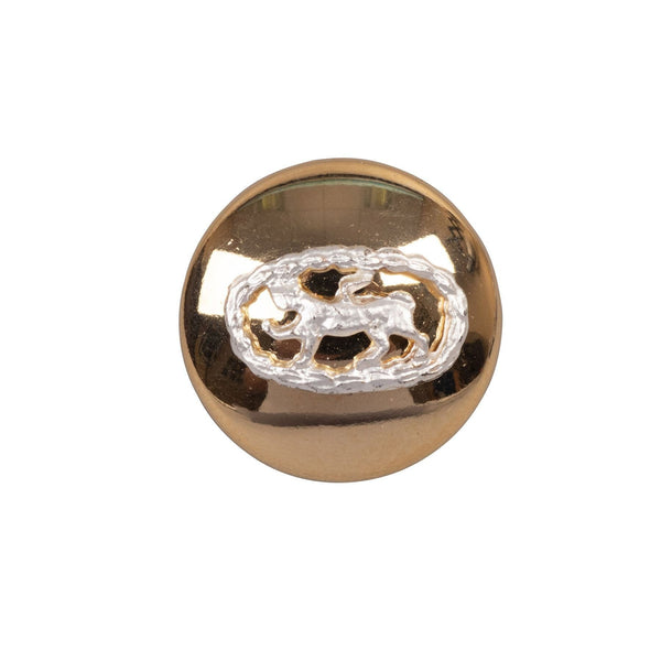 Mounted Button - Royal Anglian - 24L