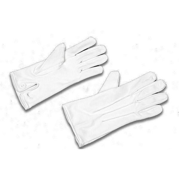 Other Ranks White Parade Gloves