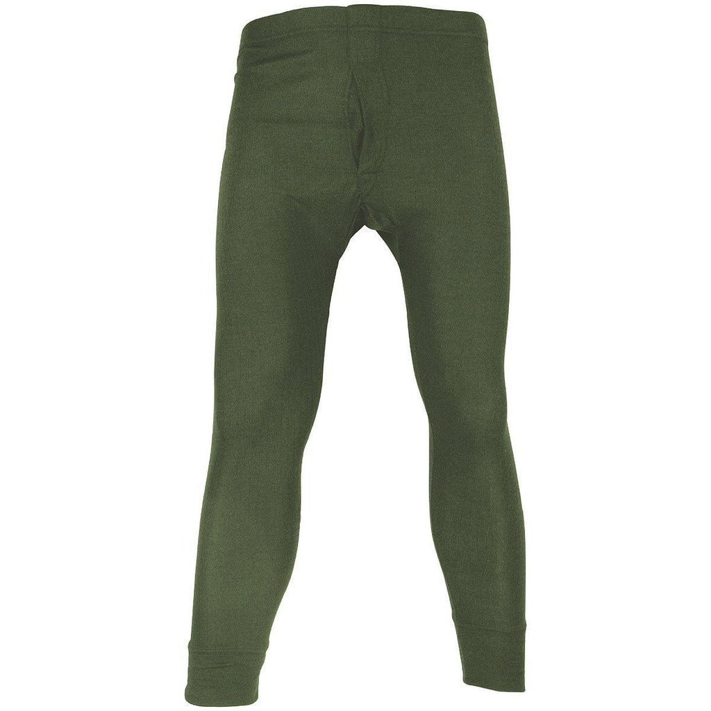 Highlander Base Layer Long Johns  - Olive | Highlander | Combat Clothing