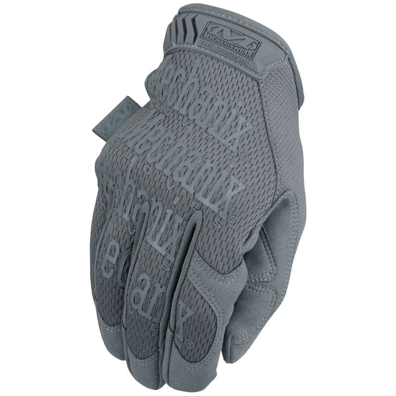 Mechanix Combat Gloves Mechanix Black Original Covert Black Glove