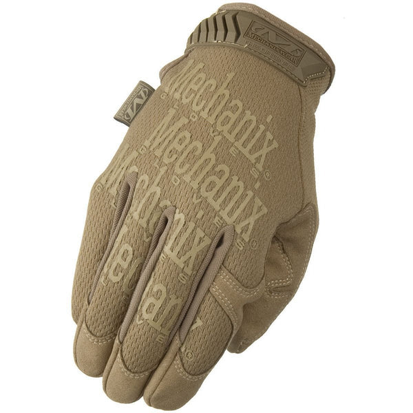Mechanix Combat Gloves Small / Coyote Mechanix Black Original Covert Black Glove