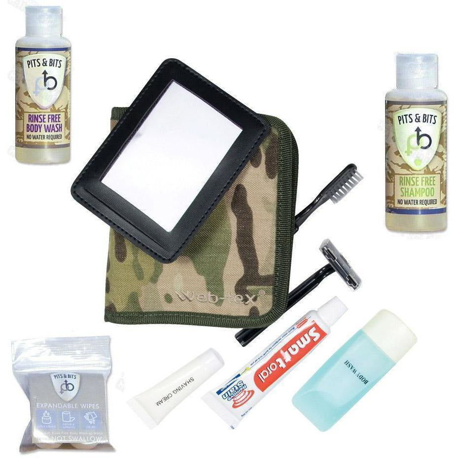 Cadet Hygiene & Wash Kit Bundle | Web-Tex |