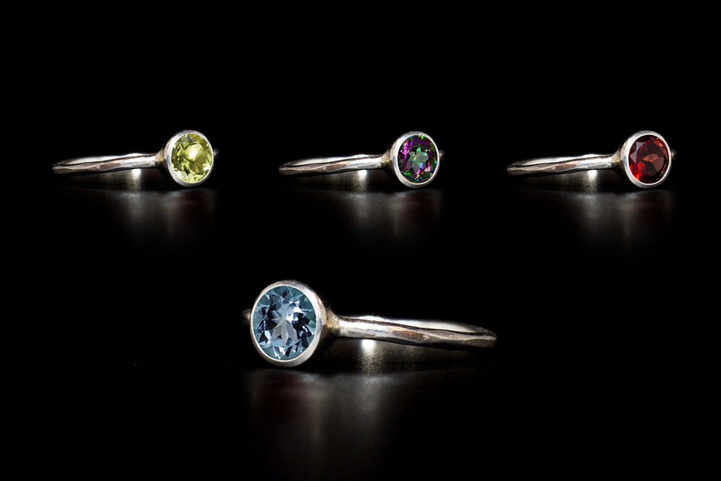 "The ""Capricorn"" Ring Collection"
