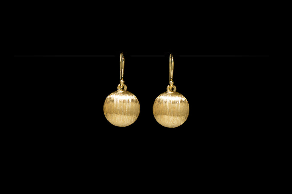 """Golden Sands"" Earrings"