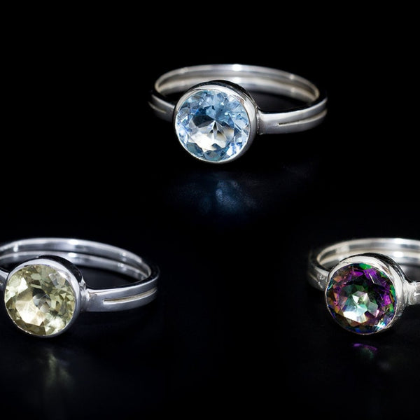 "The ""Bronte"" Ring Collection"