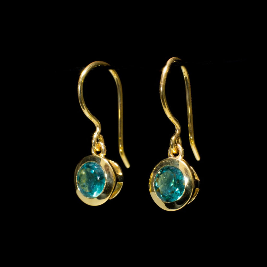 """Satellite Star"" Earrings"