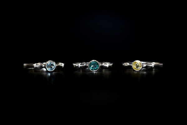 "The ""Copperhead Round"" Ring Collection"
