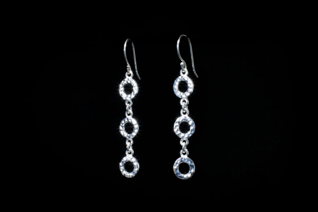 """Oasis Tower"" Earrings"