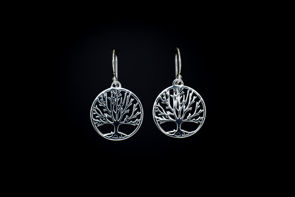 """Tree of Life"" Earrings"